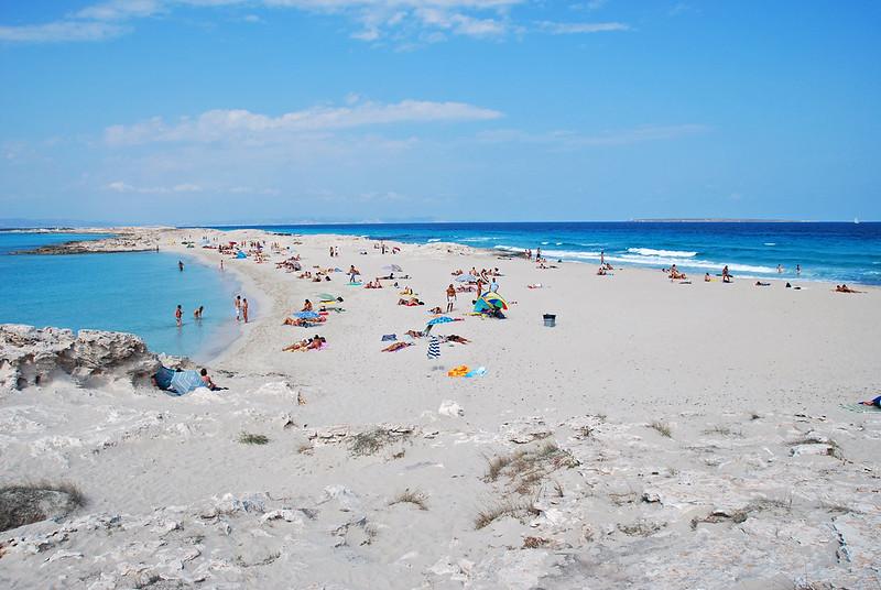 Ses Illetes Beach - Formentera - Illes Balears - Spain