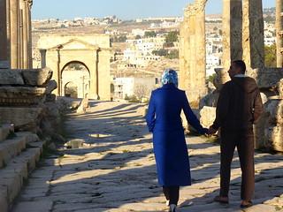 Jerash - Roman City | by mayanais