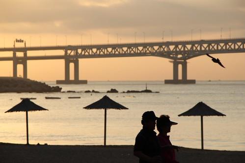 bridge korea busan southkorea rok gwangalli
