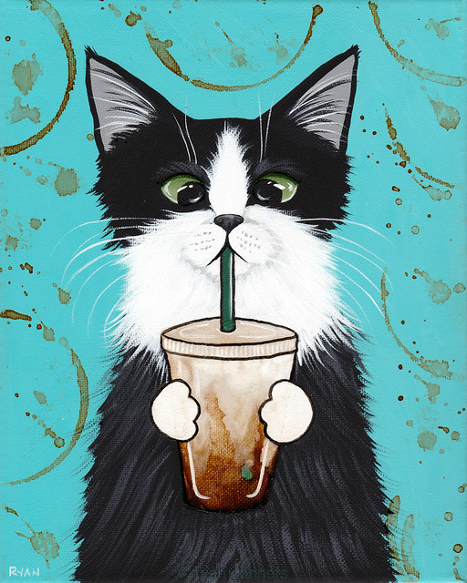 Tux and Coffee