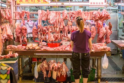 Hong Kong Meat Shop   by IQRemix
