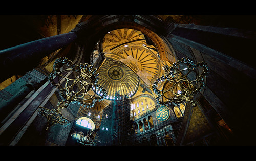 Hagia Sophia - Ayasofya - Αγία Σοφία | by fusion-of-horizons