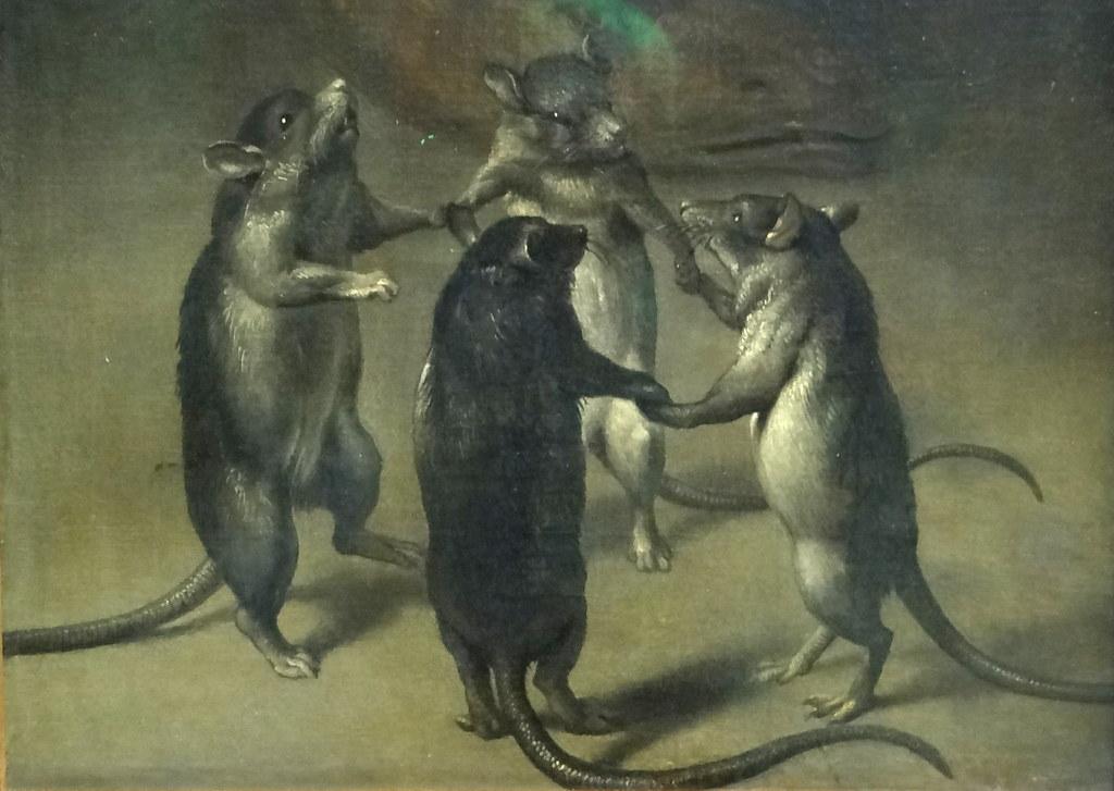 "Resultado de imagen de ferdinand van kessel rats"""