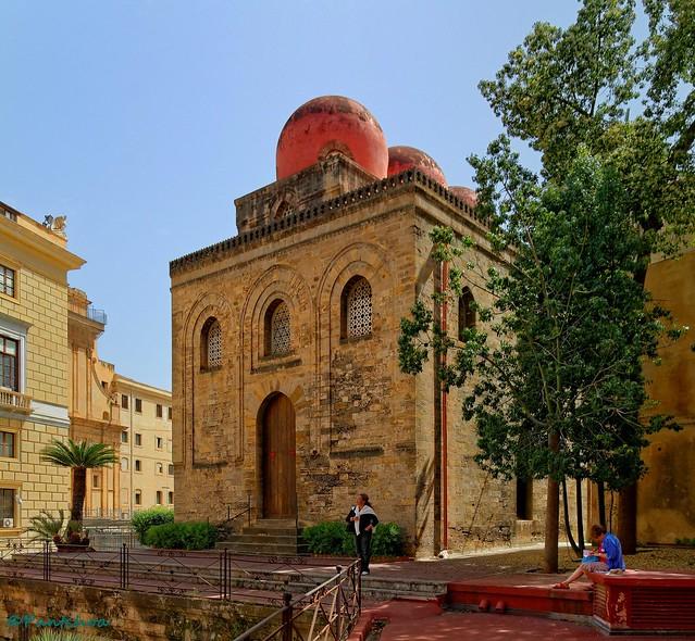 Palermo / Chiesa di  S Cataldo  - 1/2   - Explore #287