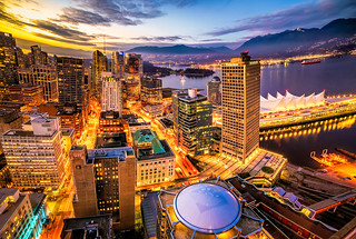 Vancouver Sunset | by gags9999