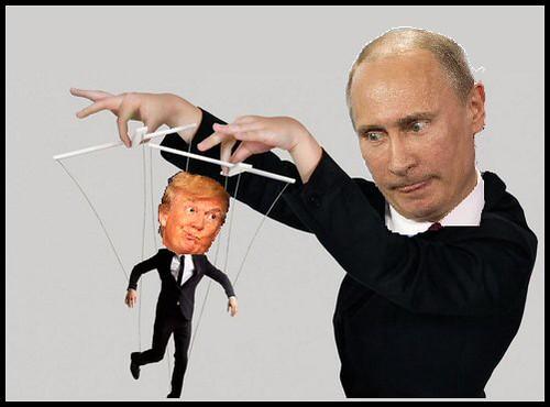 Putin Puppet