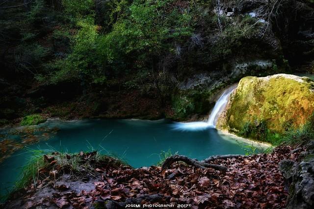 Cascada del Jabalí (Navarra)