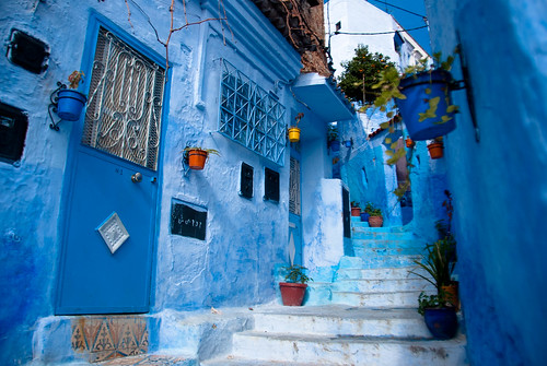 Chefchaouen, The Blue Town of Morocco | by Steffan Jensen