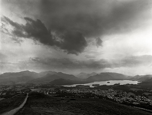Lake District, rain, large format film. | by Spkennedy3000 - Architectural Photographer