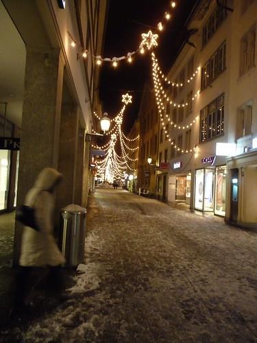 Winter in Altstadt