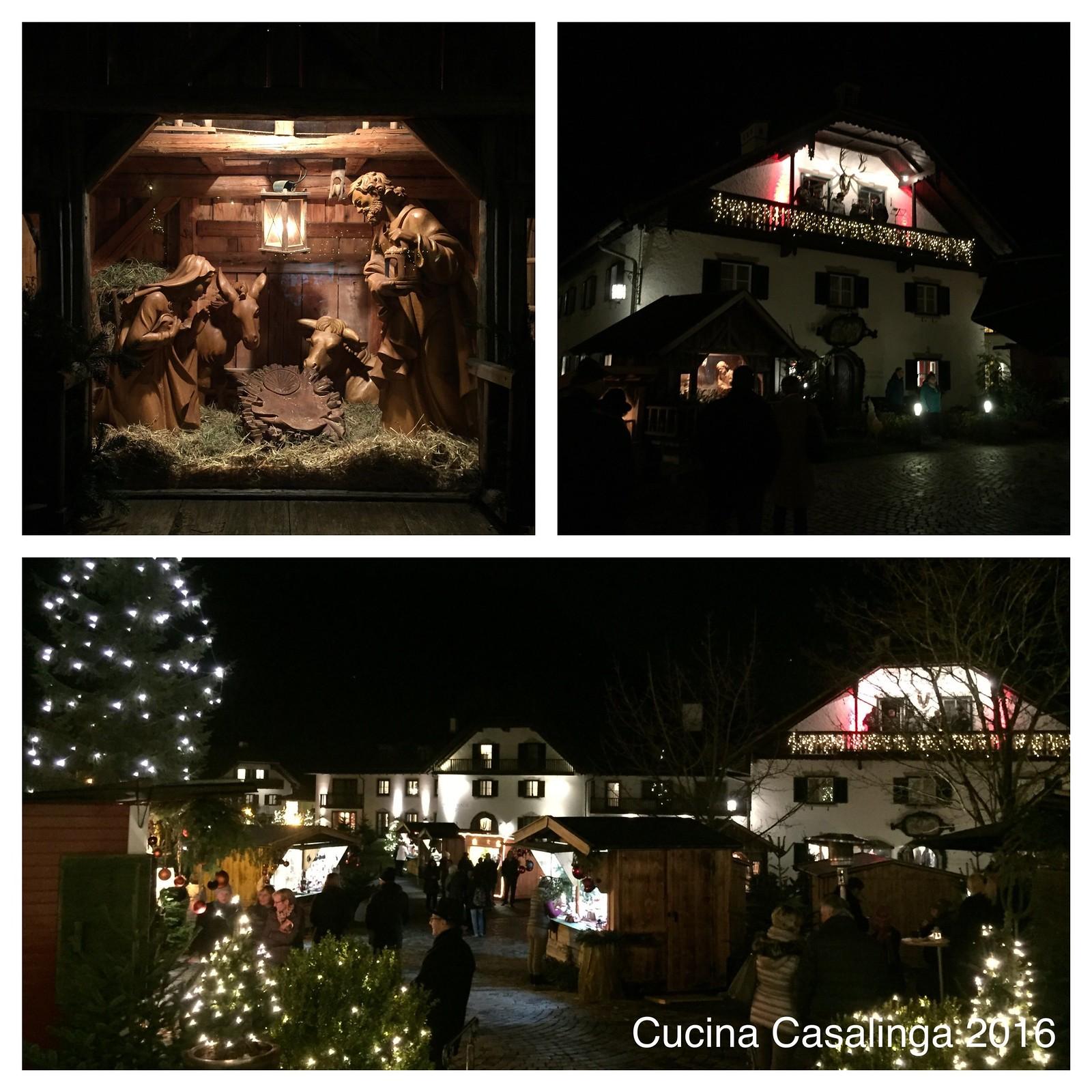 Schloss Fuschl - Adventsmarkt
