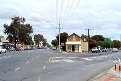 Adelaide Road cnr Twelfth street
