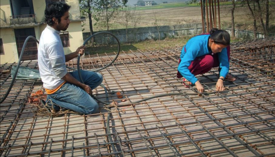 basic electrical house wiring training: | by usaid/nepal