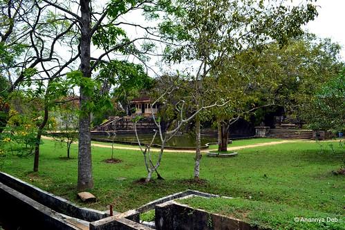 Anuradhapura, Sri Lanka, April 2012   by Anannya Deb
