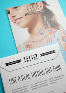 Tattly | by Bakerella