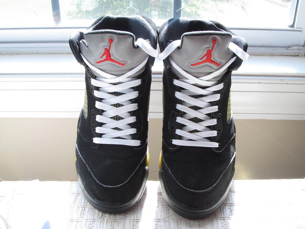 buy popular 070c8 60d5f Metallic 5. 2007. White Laces | My first pair of Jordans. I ...