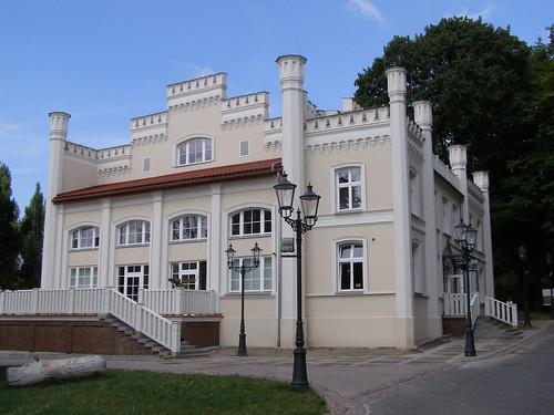 Budynek Bractwa Strzeleckiego   by magro_kr
