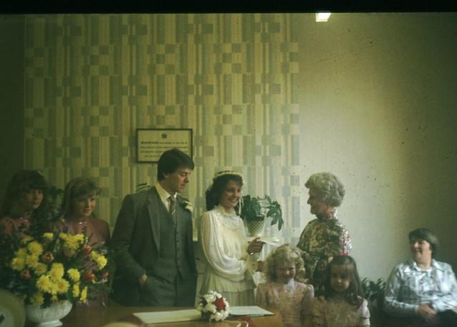 1980 - 03 - Grahame, Joy, Suzanne, Joanne