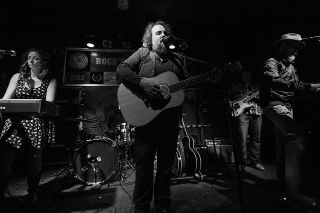 Nate Leavitt Band @ T.T. The Bear's Place 4.17.2015