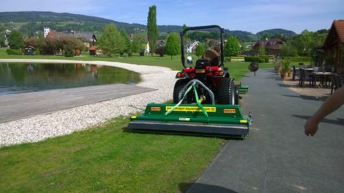 TYM Traktor T353 HST