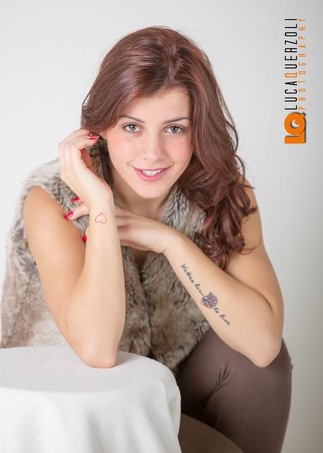 Book Fotografico Carolina