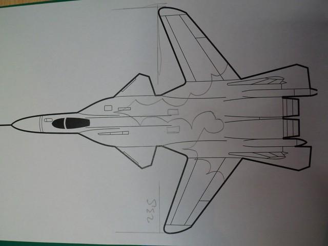Les géants des airs : Northrop YB-49 [Italeri 1/72] - Page 6 30335062433_2a14821cf5_z