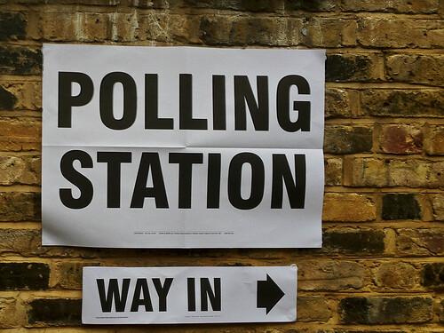 Polling Station   by secretlondon123