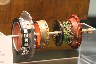 Enigma Rotor Internals | by <DW>