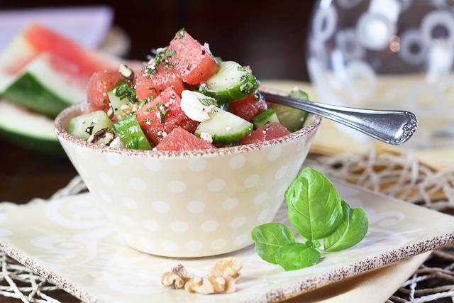 Watermelon Cucumber Salad-8