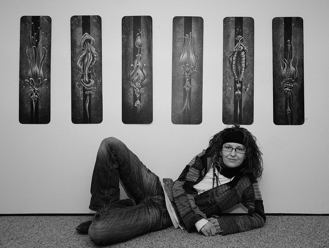 Katrin Dorschner (Dorschi) - Galerie der anderen Art