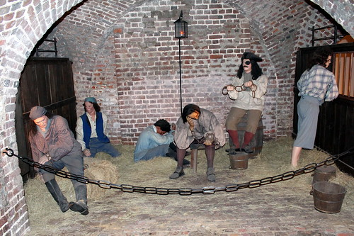 Charleston: Old Exchange and Provost Dungeon -   by wallyg