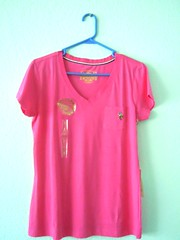 Have one to sell? Sell it yourself NEW U.S POLO ASSN WOMEN TOP BLOUSE TSHIRT PINK SIZE-S