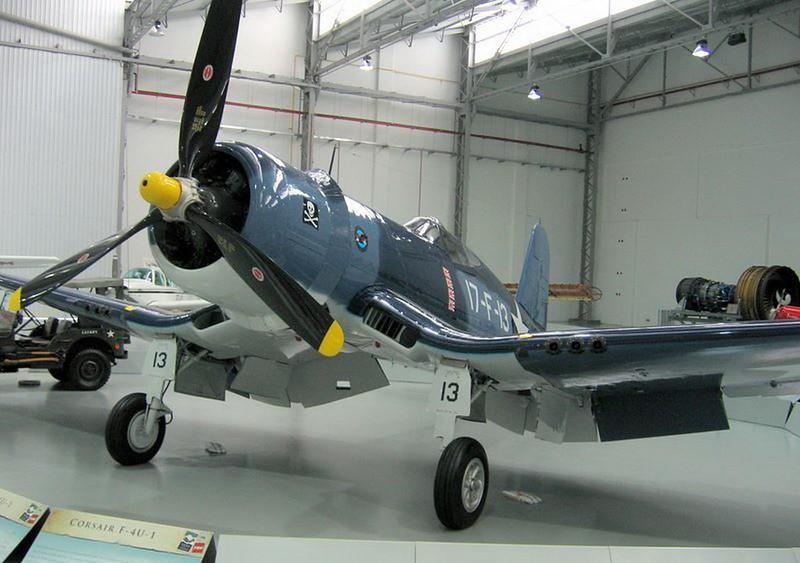 F4U-1A Corsair (2)