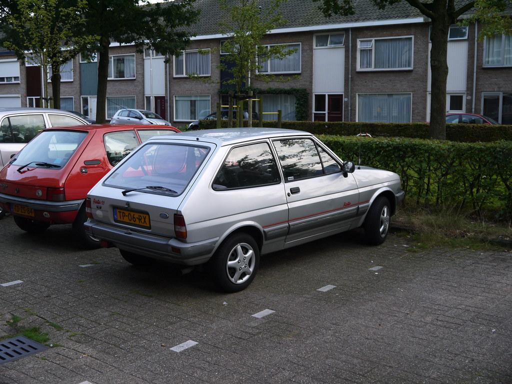 Ford Fiesta 1.1 CL K6 1988