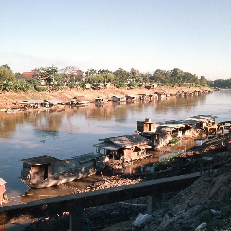 Phitsanulok, Thailand - 1978