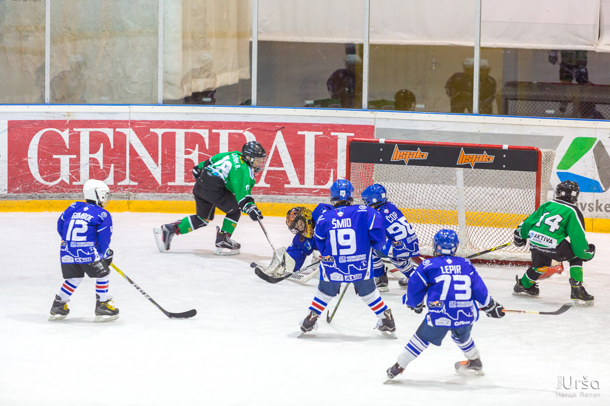Turnir malčkov U8 in U10, Maribor, 27. 11. 2016