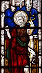 St John the Baptist (Clayton & Bell, 1880)
