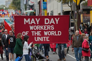 May Day - Workers of the World Unite | by jfantenb