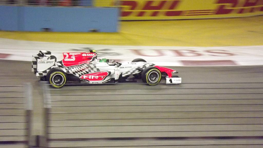 HRT Formula 1 Background 10