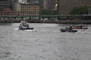 FDNY + NYPD | by ecksunderscore