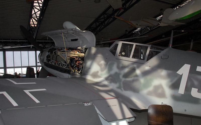 Messerschmitt Bf-109G-6 (6)