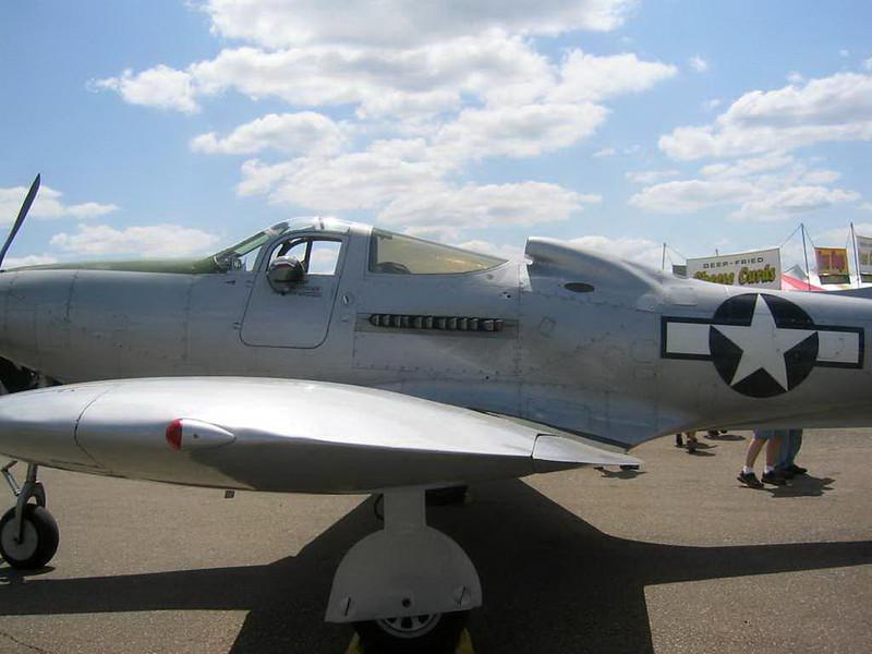 Bell P-63 King Cobra (4)