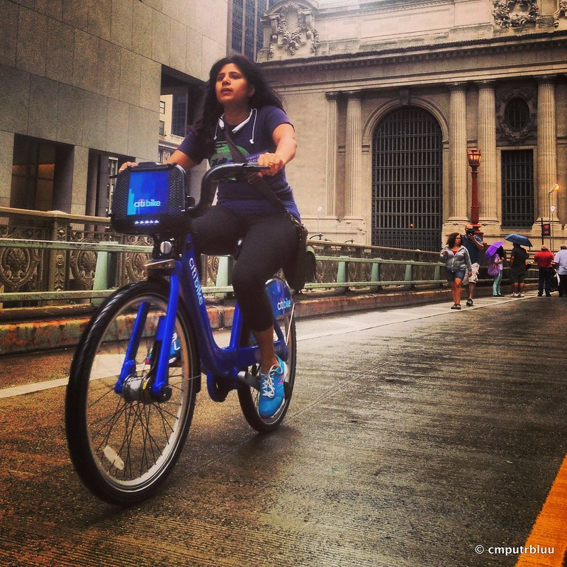 Citi Bike / Summer Streets 2013
