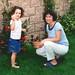 1999 - 04 Sylvie, Aurelie & Gilles in San Diego