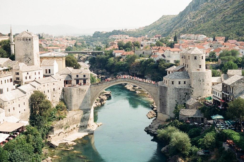 Mostar, Bosnie destination peu touristique en europe