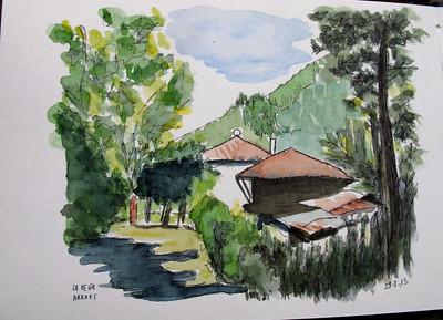 Landscape -3- Asturias