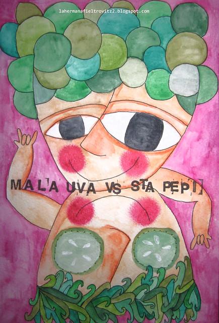 Mala Uva vs. Sta. Pepis