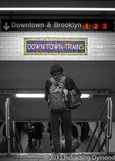 Downtown Trains | by refractingdymond