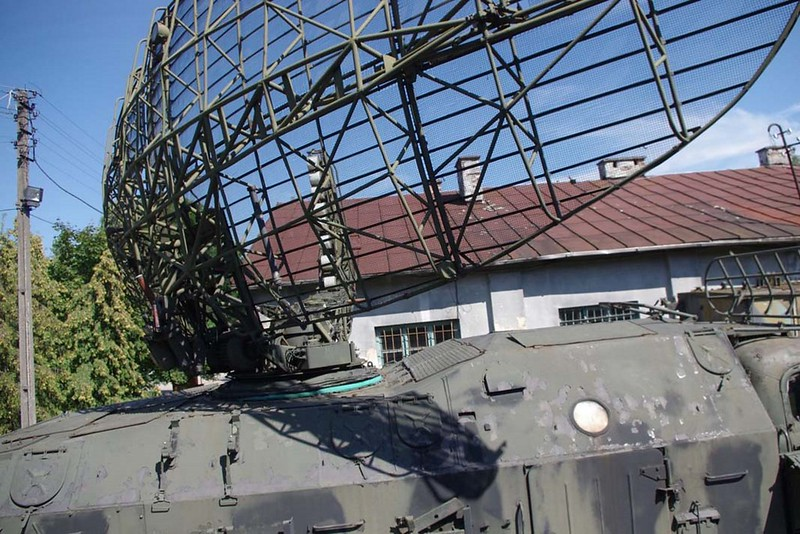 P-40 radar 4