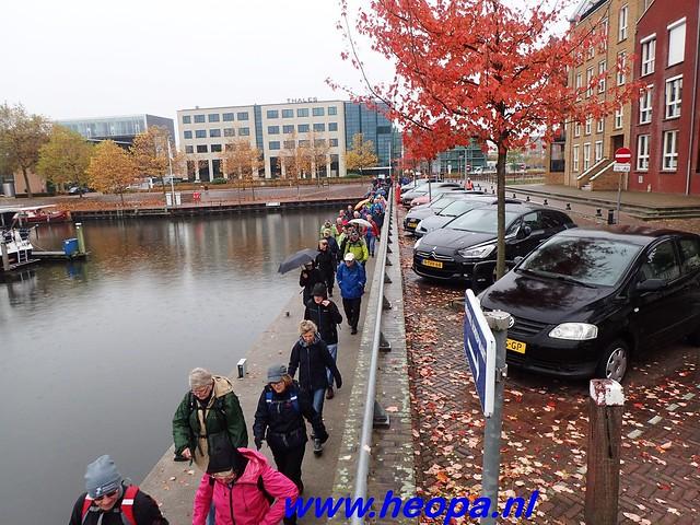 2016-11-09  Gooimeer tocht   25 KM   (34)